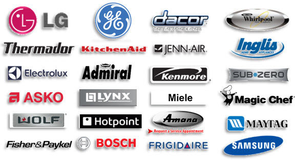 max-appliance-repair-brands