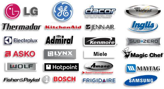 max-appliance-repair-brands