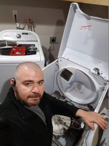 dryer repair in Barrie