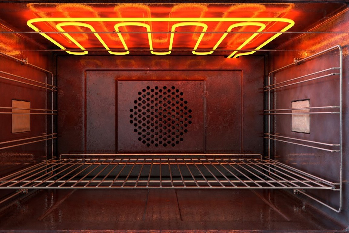 oven is not cooking meals properly