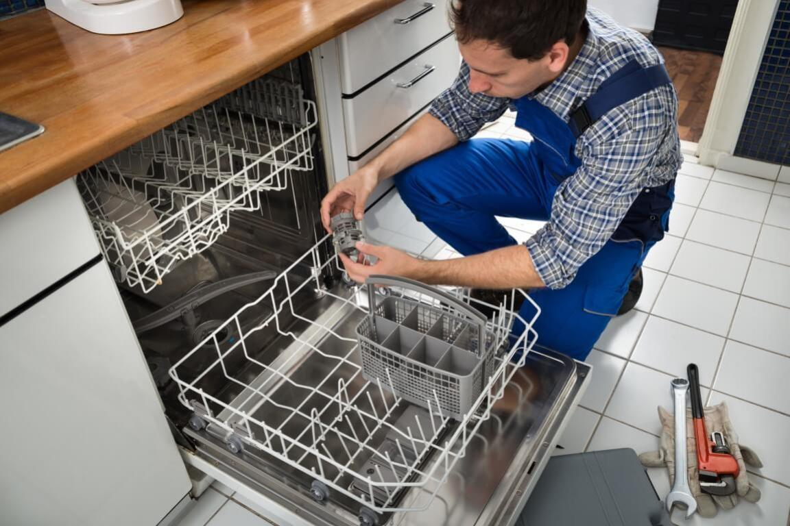 professional appliance repair or replacement