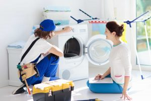 Drum bearing dryer and washer repair